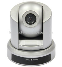 PTZ USB video conference camera 360 degrees Pan / 210 degrees Tilt