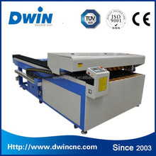 Metal acrylic laser cutting machines 200w servo motor ball screw moving system