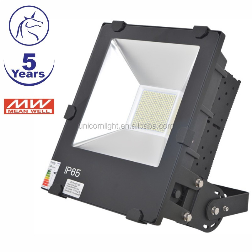 China industry CRI>85 flood light LED 50w 70w 100w 120w 150w 200w outside LED flood light