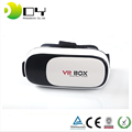 VR Box 2.0 VR Plus Mobile Virtual Reality Helmet 3D Glasses Coating Glass Lenses vrbox Googles Cardboard Headset for 4-6' Phone