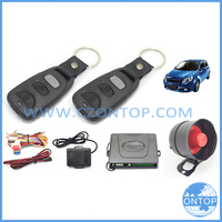 Keyless Entry System With Power Window
