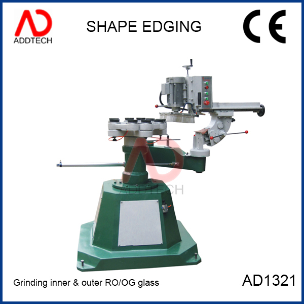 portable glass polishing machine / shape edging machine AD1321