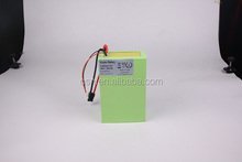 OSN Power 24v 36v 48v Lithium ion Battery Pack With Customised Capacity 10ah 20ah 30ah 40ah For Electric Bike