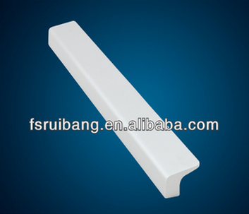China Supplier 7075 aluminum extrusion profile/Modern cabinet handle