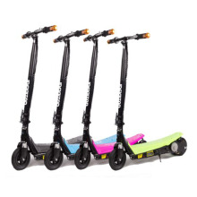 New shock absorber carbon fiber 20 mph city electric scooter for big man