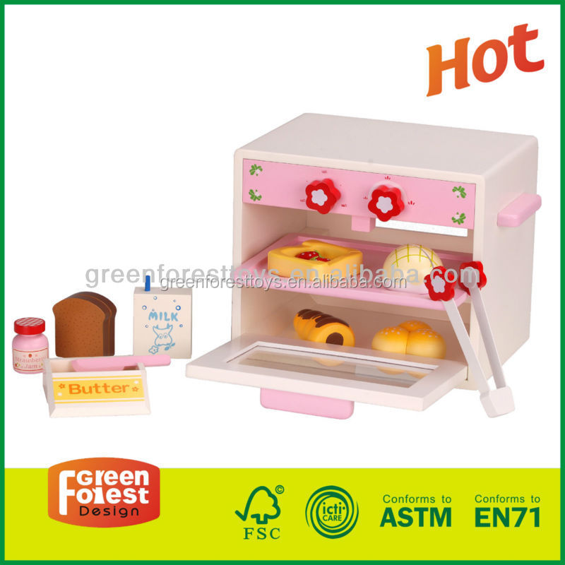 Luxury Wooden kitchen toys for kids