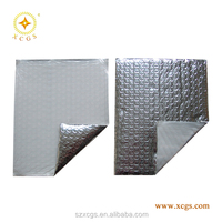 Single Side Aluminum Foil Insulation Material