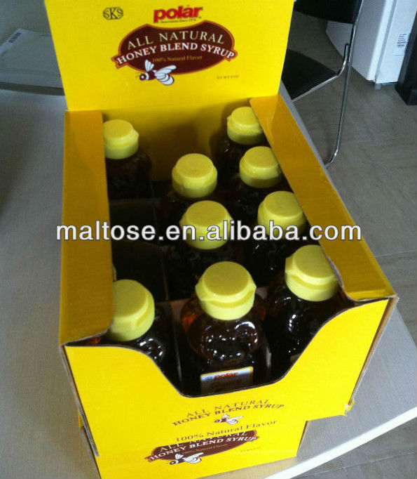 hot sale honey blend syrup in USA market