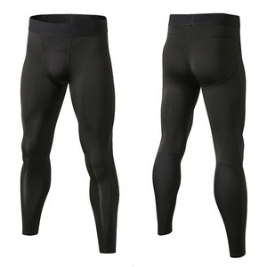 US Sizing Quick Dry Sportswear Tights Men Workout Leggings