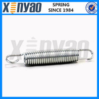 zinc plated 7 inch trampoline spring