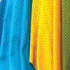recycled pet mesh fabric,Recycled polyester plain mesh football shirt fabric