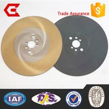 Professional Factory Supply strong packing saw blade cutting disc from China workshop