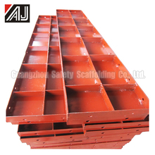 Waterproof Formwork Metal Scaffolding For Concrete Wall And Slab Construction