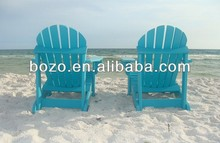 Outdoor Furniture Recycled Plastic Adirondack Chair