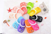 3D Cute Slippers Silicone Back Cover Case Skin For Apple iphone 4 4S 5 5G