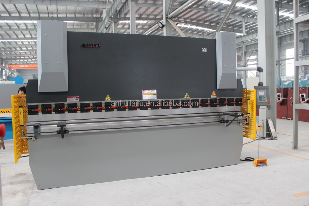 100T Hydraulic Bending Folding Press for Accurl CNC Folding Machine