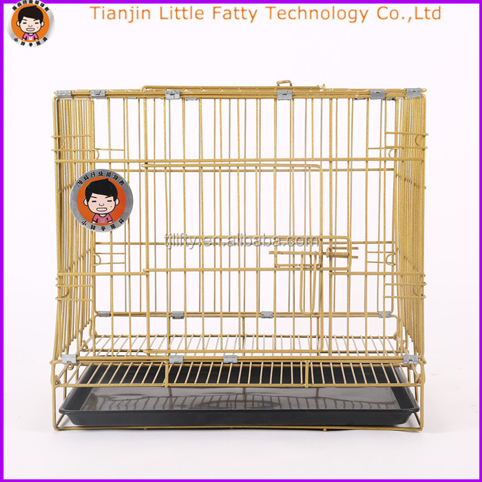 Small Animal Transport Metal Cat Dog Cage Malaysia