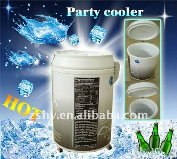 electric can cooler with CE certificate