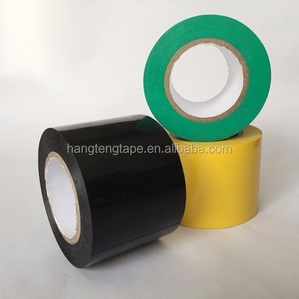 High Quality Pvc Oil Pipe Wrapping Tape