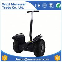 2016 smart 2 wheels balance scooter, Electric Chariot, Off Road Balance motor Scooters with two wheels