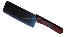 Famous brand ceramic knife with wooden hanle
