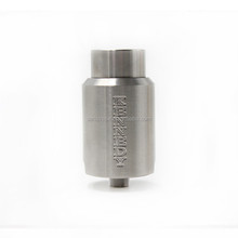 Free vape atomizer kennedy 24mm trickster rda 1:1 clone with bottom feeder box mod