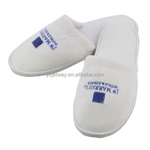 Luxury cotton hotel slipper, spa slippers luxury terry cloth