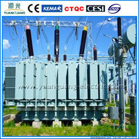 66KV Oil filing voltage Power Transformer power transformer core