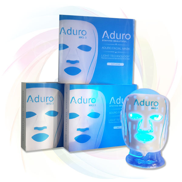 light therapy face mask anti acne LED facial mask