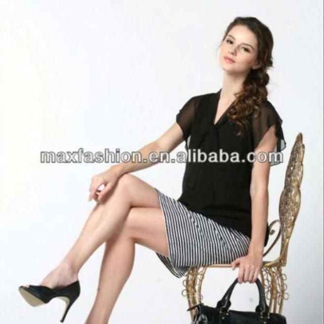 factory price with nice workmanship striped tutu dress,yellow and black striped dress,colorful stripe dress