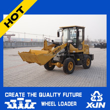 Best Price of Compact mini wheel loader XJN-ZL10 for sale