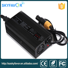 240W series 12V 15A 24V 8A 36V 5A 48V 4A 60V 3A 72V 2.5A battery charger with display