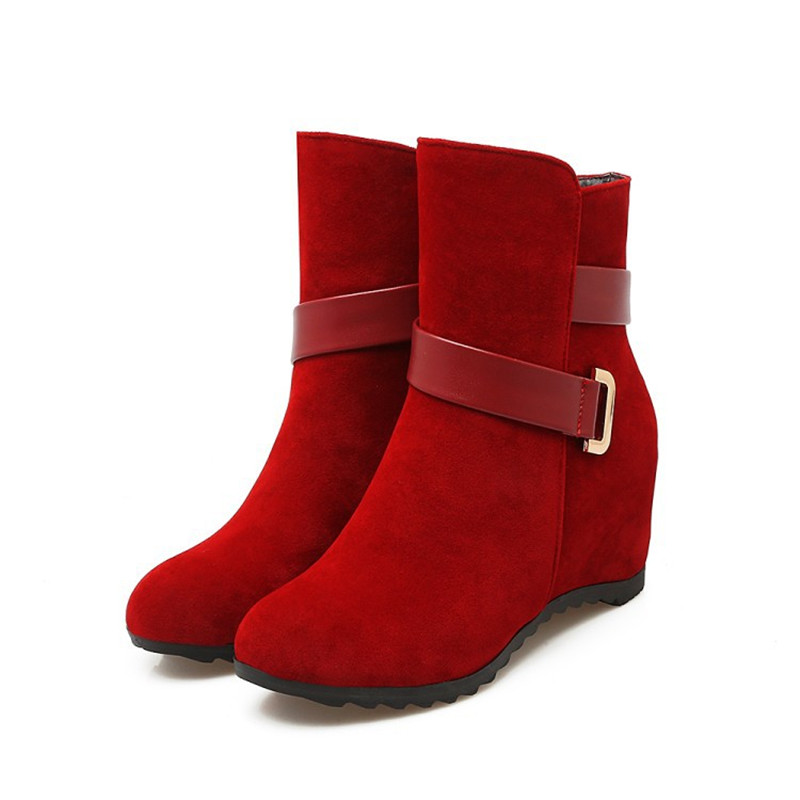 Women's <strong>Boots</strong> Winter Warm Snow <strong>Boots</strong> Women Ladies Girls Thick Plush Flock Women Shoes