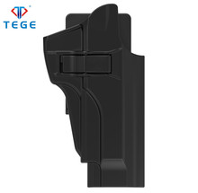 Beretta 92fs, M9, M9A1, Chiappa M9 tactical pistol holster with new design open type belt clip
