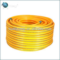 PVC spray hose with 5 layers,8mm,8.5mm,10mm,13mm. High pressure garden hose