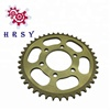 Motorcycle sprocket and chain set (Factory direct sale)