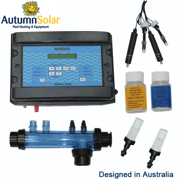 Swimming pool ph and orp tester swimming pool equipment - Swimming pool equipment philippines ...