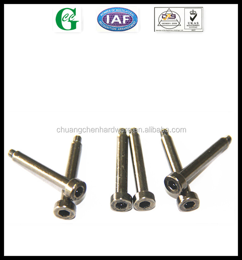Top quality hexagon socket threaded screw,governing screw