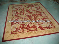 Foshan Natural wool carpet,glorious handmade carpet