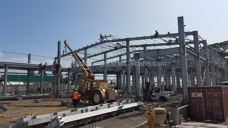 heavy steel structure products