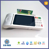 Credit Card Reader POS Terminal with Android OS,MSR,RFID,Printer