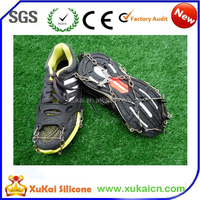 Manufacture all kinds of silicone snow shoes cover