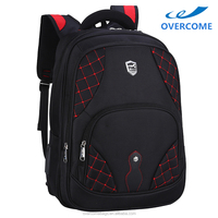 2016 newest design laptop nylon backpack bag school bag and computer accessories