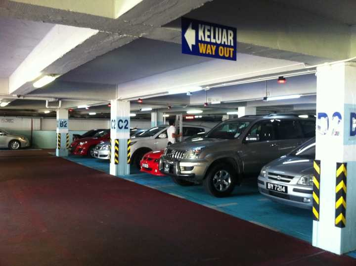 Newly Brunei Project Intelligent auto parking space management with Ultrasonic sensor with CE certificate