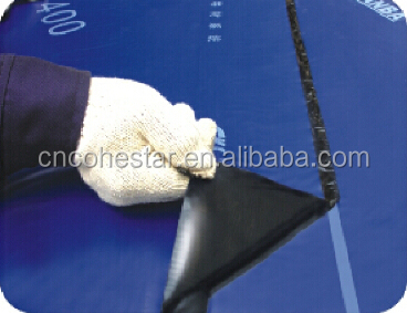 Blue Color Self-adhesive Waterproofing Asphalt Sheet Material