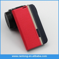 Factory direct sale strong packing book case for iphone 5 from China
