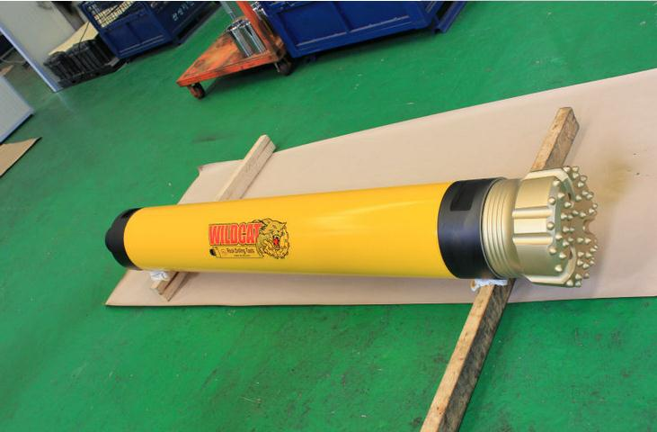 "Lasting High Quality 12"" DTH hammer & Bit"