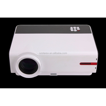 Smart Home Theater 1080P TV PC RGB LCD Video fuLL HD LED Android Wifi Projector Beamer rd808a phone wifi