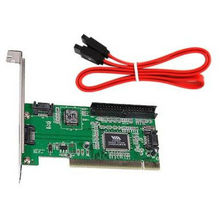 3 PORT SATA SERIAL ATA + 1 ATA PCI CONTROLL
