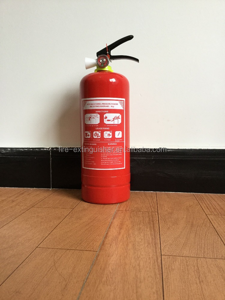 3kg chemical fire extinguisher
